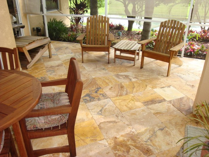 Natural Stone Patio Amp Porch Stonework Amp Hardscaping For