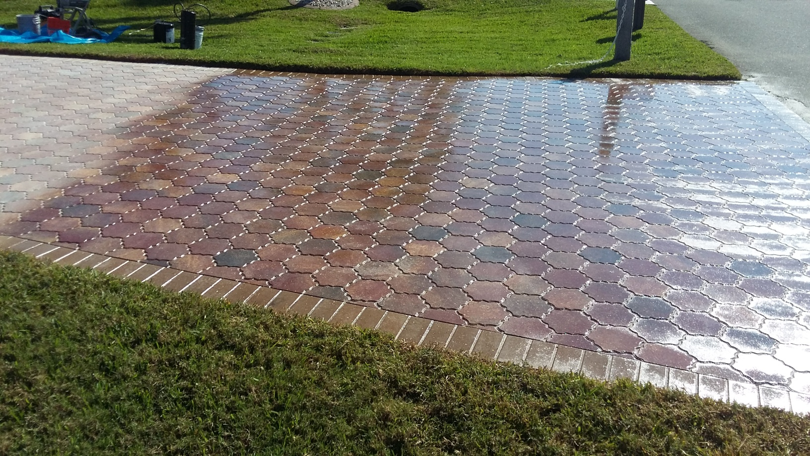 Paver Sealing And Cleaning Stonework Amp Hardscaping For