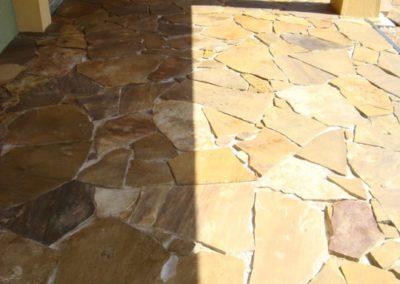 Natural Slate Patio Stonework Amp Hardscaping For Sarasota