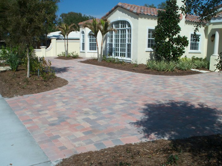 Paver Driveway Amp Walkway Stonework Amp Hardscaping For